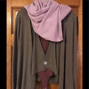 NWT Blanket Scarf, One size
